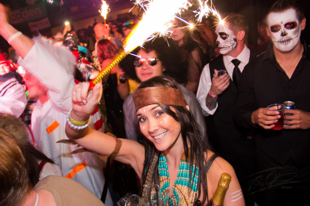 Coloween 2014 Bottle Service