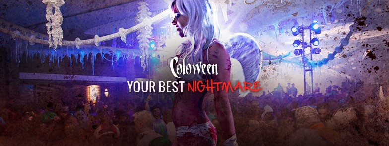 Early Bird Tickets to Coloween 2016 Now Available!