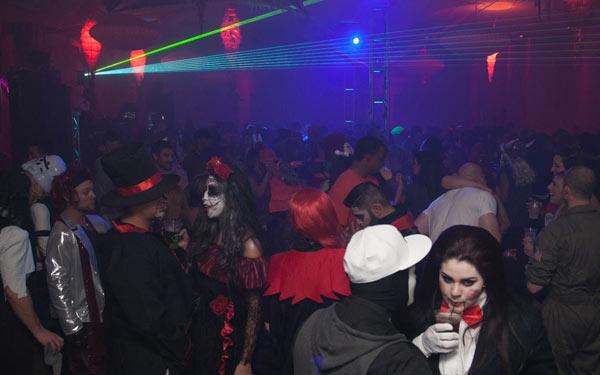 denver halloween party