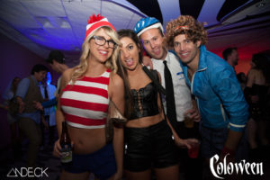 Coloween Open Bar Haunted Houses 2016