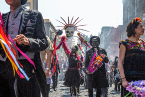 Dia de Los Muertas Haunted Houses 2016