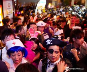 Hong Kong Halloween Parties 2016
