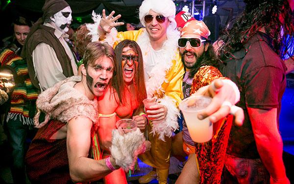 coloween halloween party in stapleton aurora
