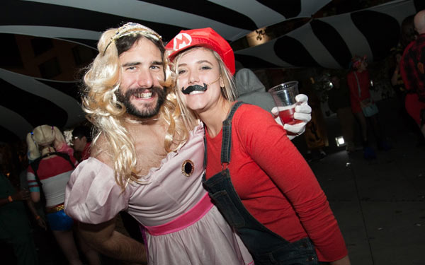 Halloween Costumes for Men with Beards