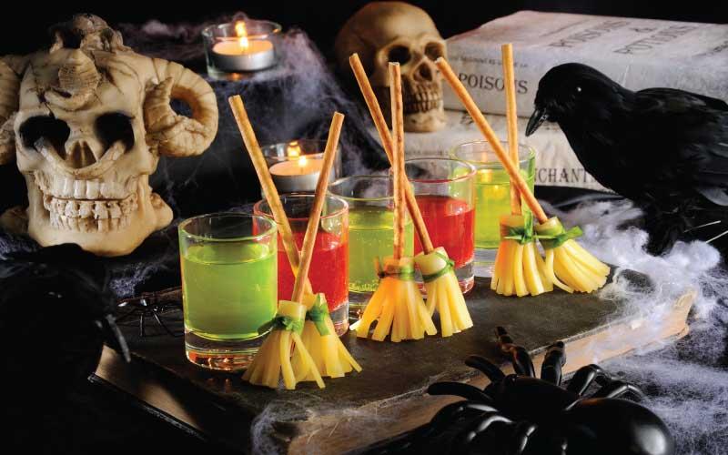 Best Adult Beverages for Halloween